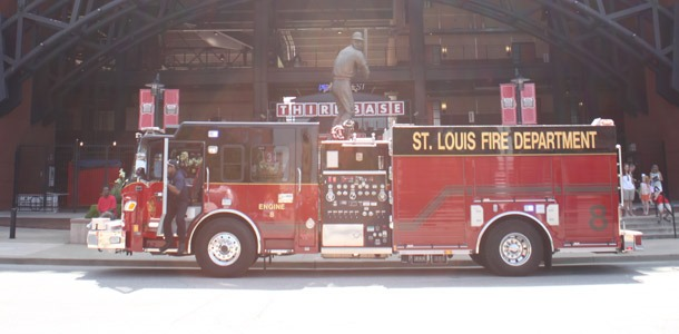 500 Gallon Water Tank >> St. Louis Fire Department – Engine 8 | LME Company